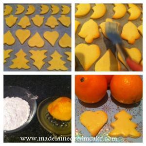 Orangen-Mailänderli