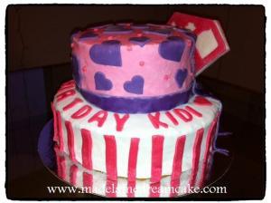 Super K Cake