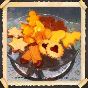 Rezept Mailänderli und Orangen Mailänderli