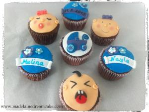 Baby Cupcakes 1