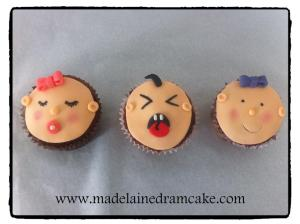 Baby Cupcakes 3