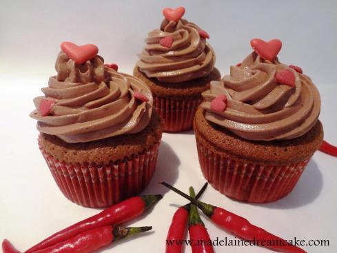 Chilli Cupcakes