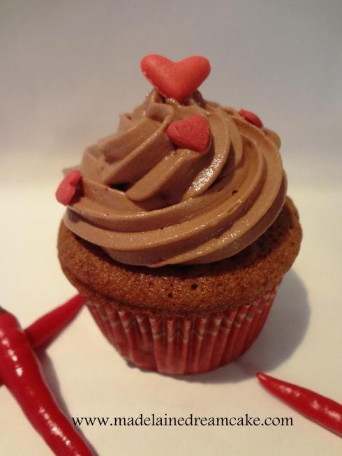 Schokolade Cupcakes