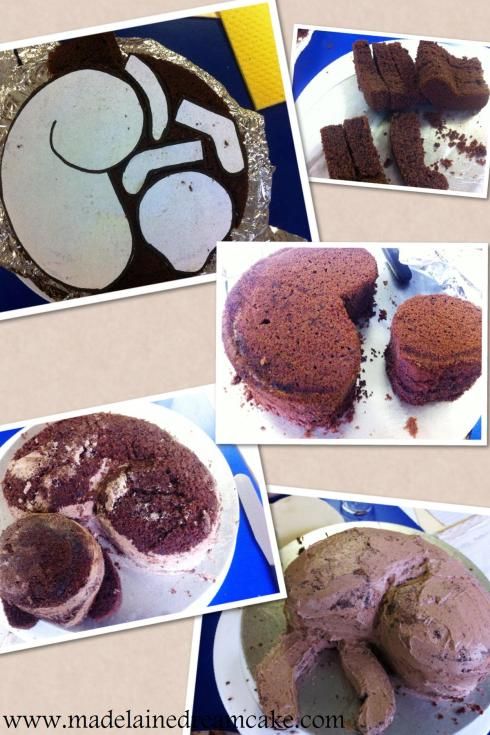 Icey 3D Torte