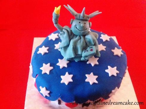 Liberty Cake