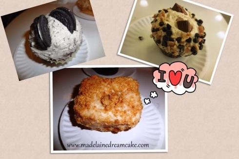 Cookies Cream Cupcakes Crumbnuts