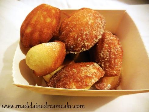 Madeleins Ansel Bakery