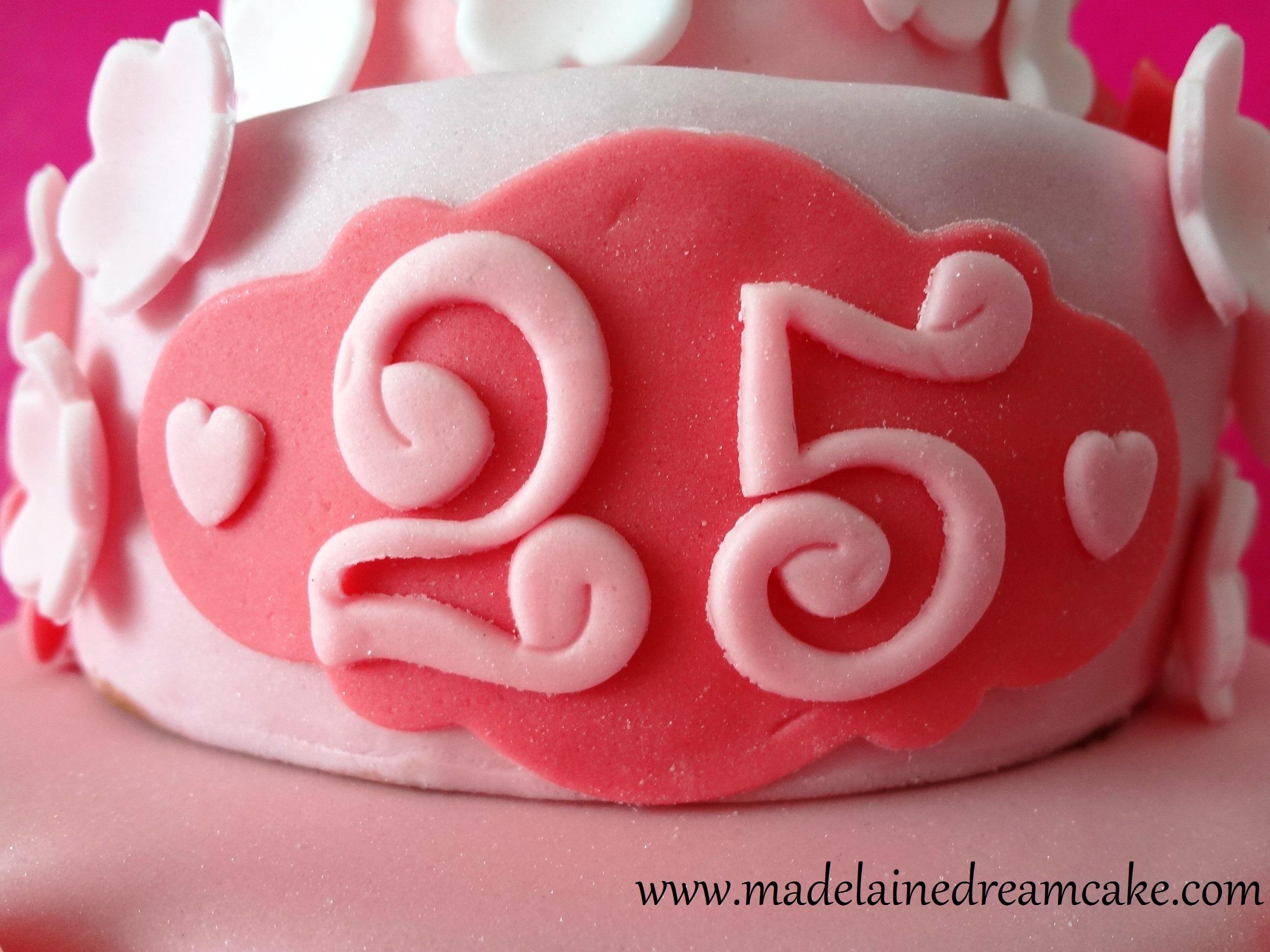 Torte Zum 25 Geburtstag Hylen Maddawards Com