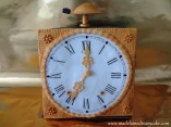 Comtoise Uhr Torte 2013