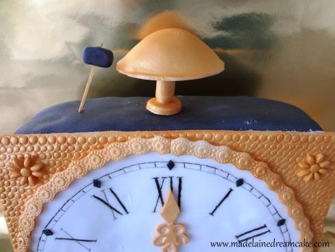 Comtoise Clocke