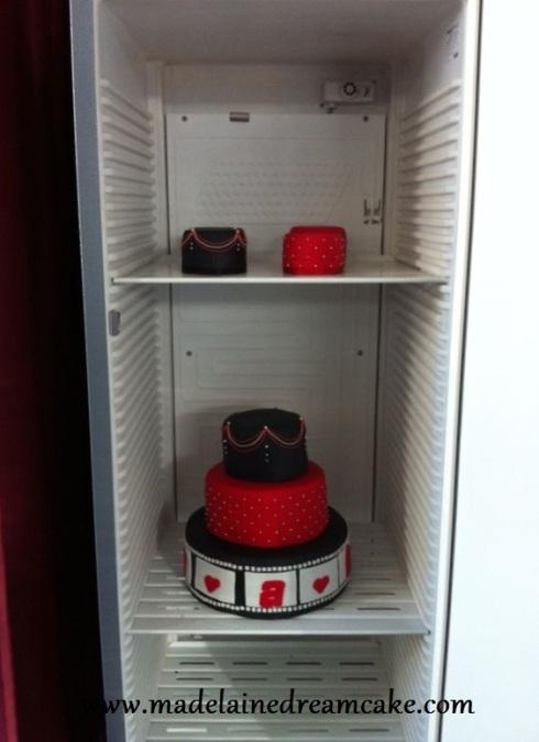 Kühlschrank Torte