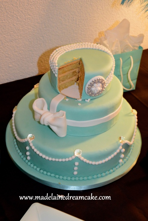 Breakfast at Tiffany Torte
