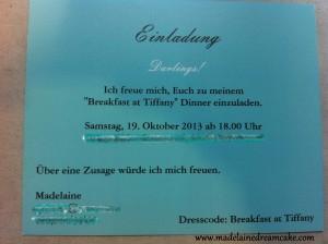 Einladung Party