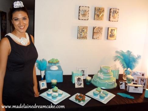 Breakfast at Tiffany Party 2013
