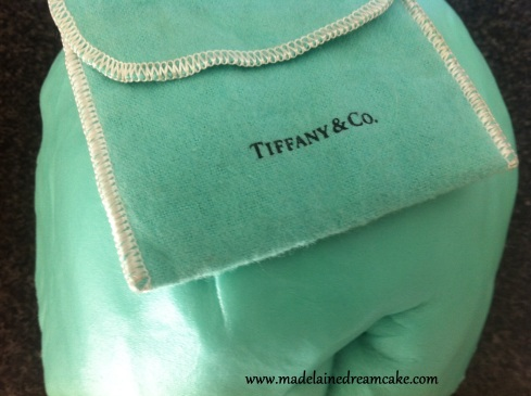 Tiffany Green Fondant