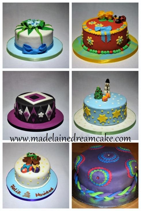 Kursteilnehmer Torte