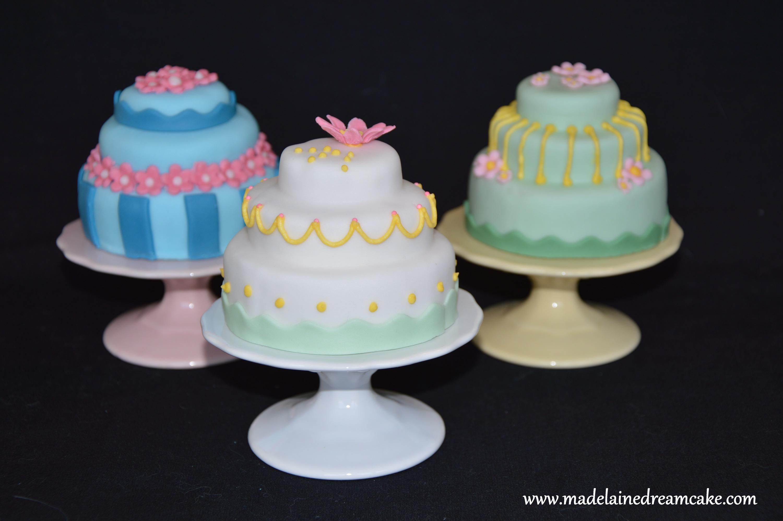 Mini Hochzeitstorte Madelainedreamcake