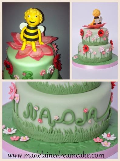 Biene Maya Torte
