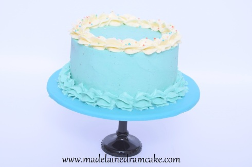 Buttercreme Torte