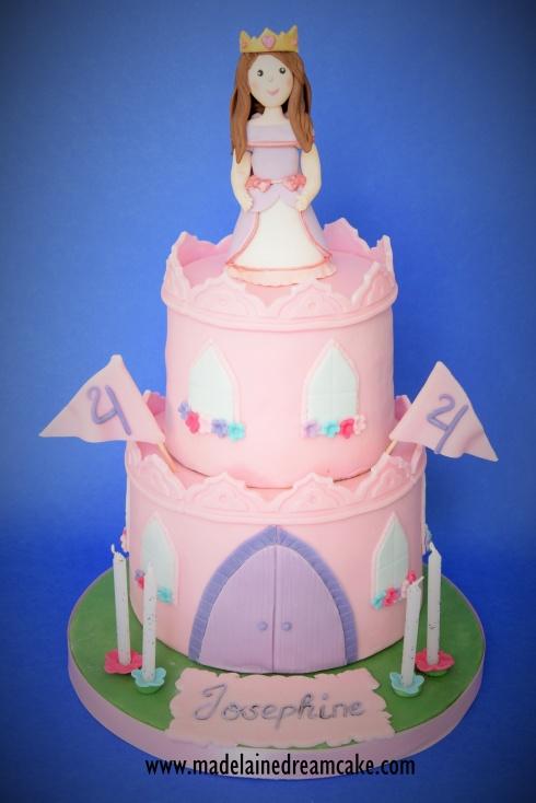 Prinzessinen Torte