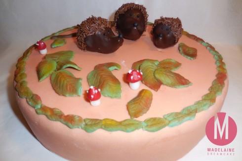 Igel Torte