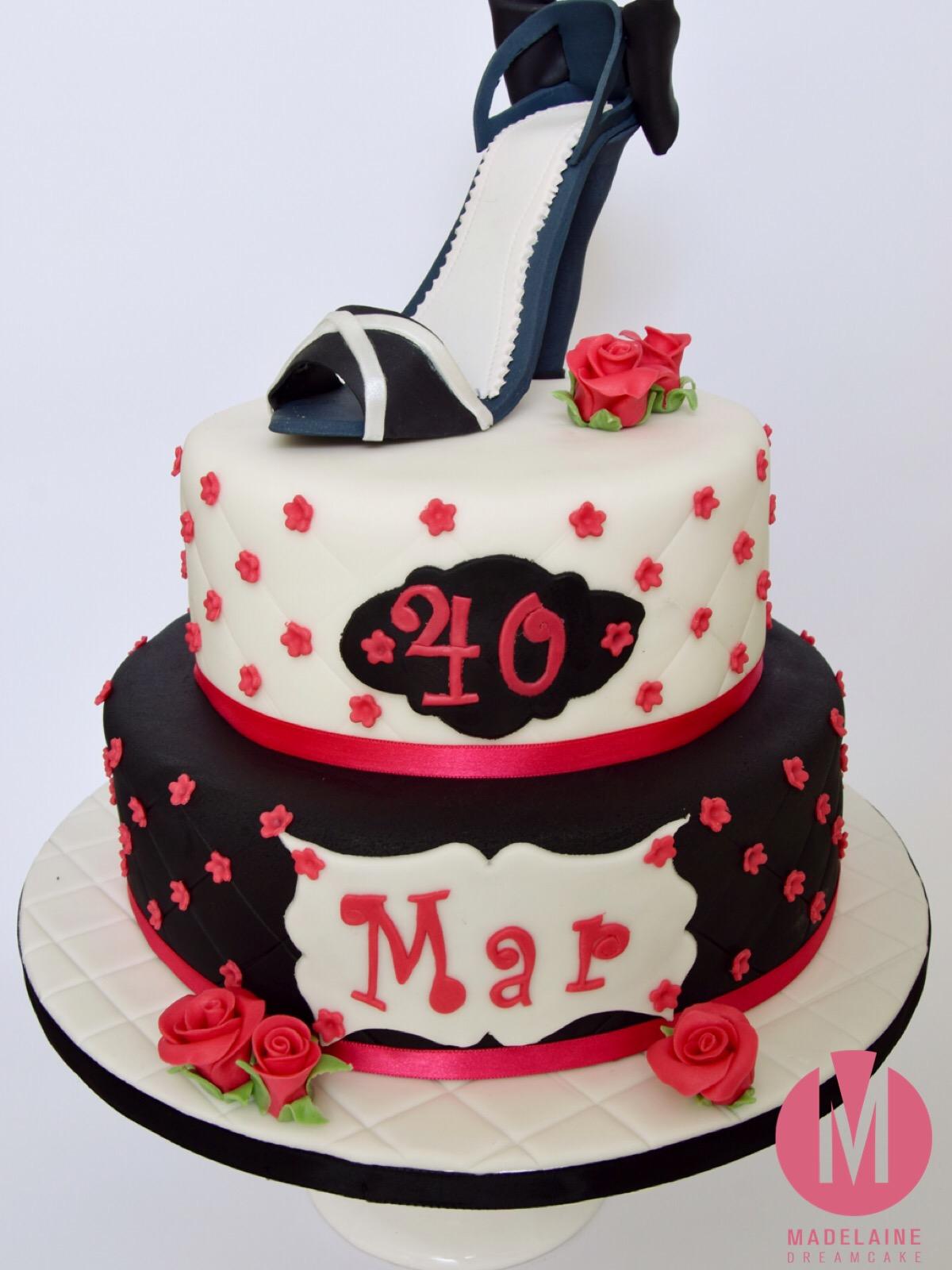 High Heels Torte Madelainedreamcake