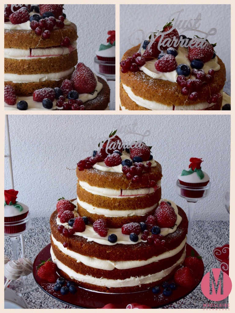 Possible Adult naked cake topper