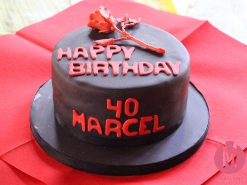 Depche mode cake