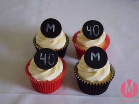 Depche Mode Cupcakes