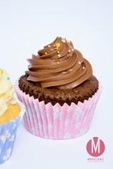 Schokolade Cupcakes 2015