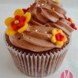 Schokoladen Cupcakes 2013
